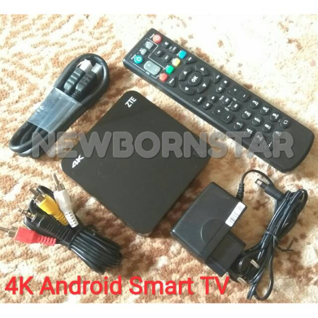 Smart Tv Box Android 4K FULL ROOT Support MOUSE Stb Indihome ZTE B860H FULL  APK