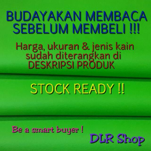 Green Screen Bahan Spunbond Background Foto Shopee Indonesia