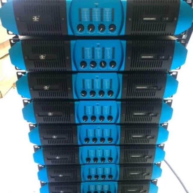 POWER 4 CHANNEL RDW NR-8004 ORIGINAL