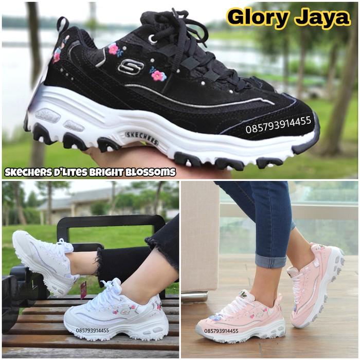 sepatu skechers - Temukan Harga dan Penawaran Sneakers Online Terbaik -  Sepatu Wanita Februari 2019  770280db2a