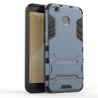 Case Robot XIAOMI REDMI 4X 5.0 inch 2017 New Hard Transformer spigen Iron Man