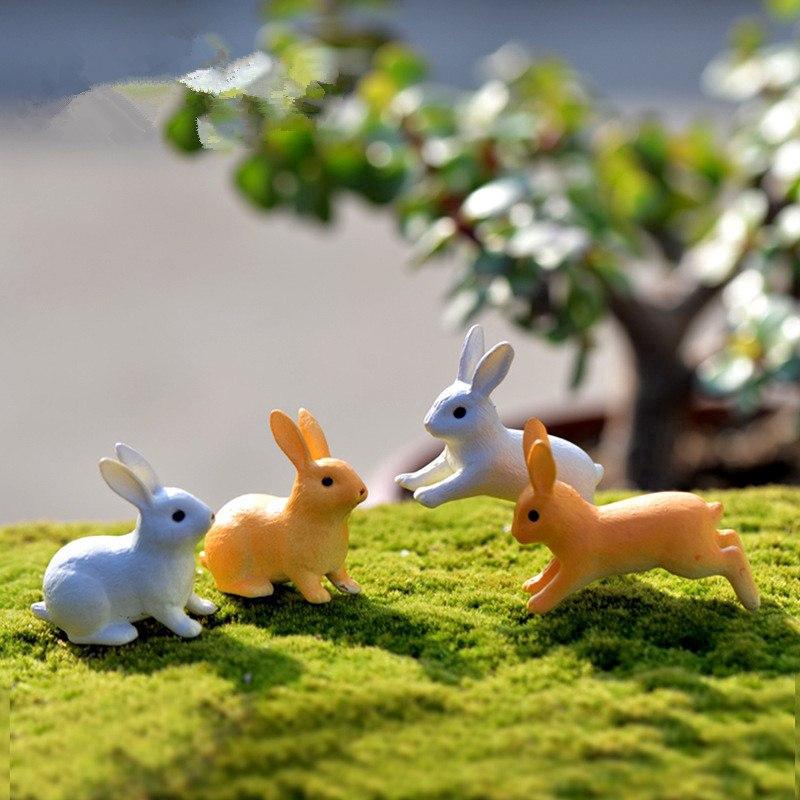 3pcs Dekorasi Desain Kelinci Micro Mini Untuk Taman Shopee Indonesia