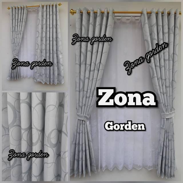 Gorden gordyn korden hordeng karakter tayo tirai jendela pintu minimalis dekorasi kamar tidur anak | Shopee Indonesia