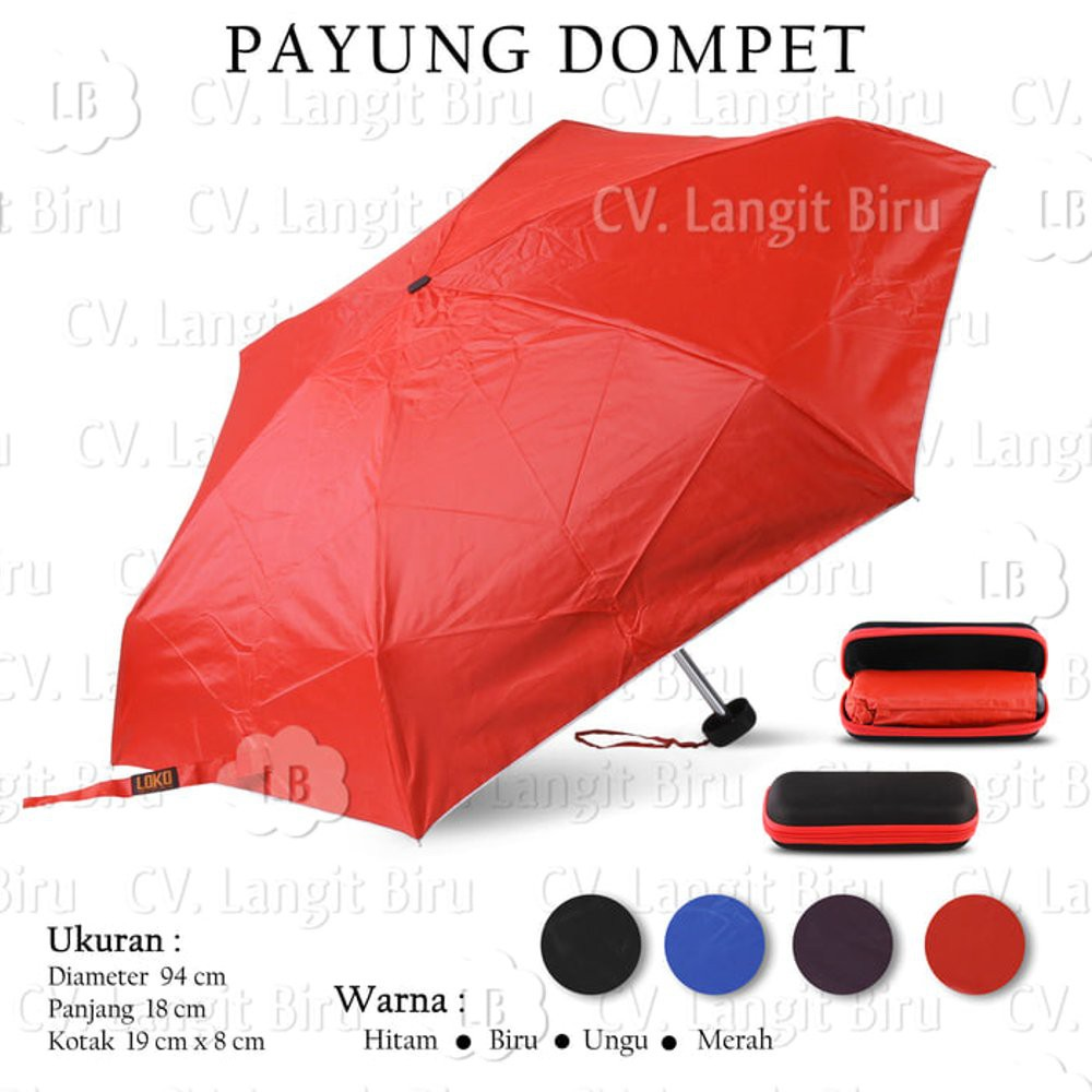 TABASA CUTE ANIMAL TL 107 Fancy Umbrella. Payung Lipat | Shopee Indonesia