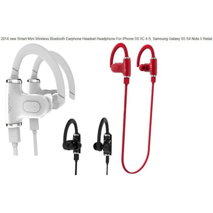 Original Roman S530 Double Ear Peices Wireless Bluetooth - OLB 1005 | Shopee Indonesia