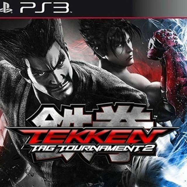 Tekken Tag Tournament 2 Tekken 6 Ps 3 Ps3 Cfw Iso Isi 2 Game Free Flashdisk Shopee Indonesia