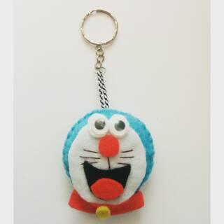Gantungan Tas / Kunci Lucu Karakter Doraemon