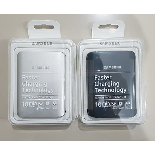 PowerBank Samsung 10000mAh 2 Output type C Fast Charging USB C Original 100% | Shopee Indonesia