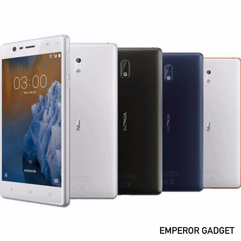 Nokia 3 Ram 2gb Internal 16gb Garansi Resmi Shopee Indonesia Asus Zenfone Max Zc520tl Grey 1 Tahun