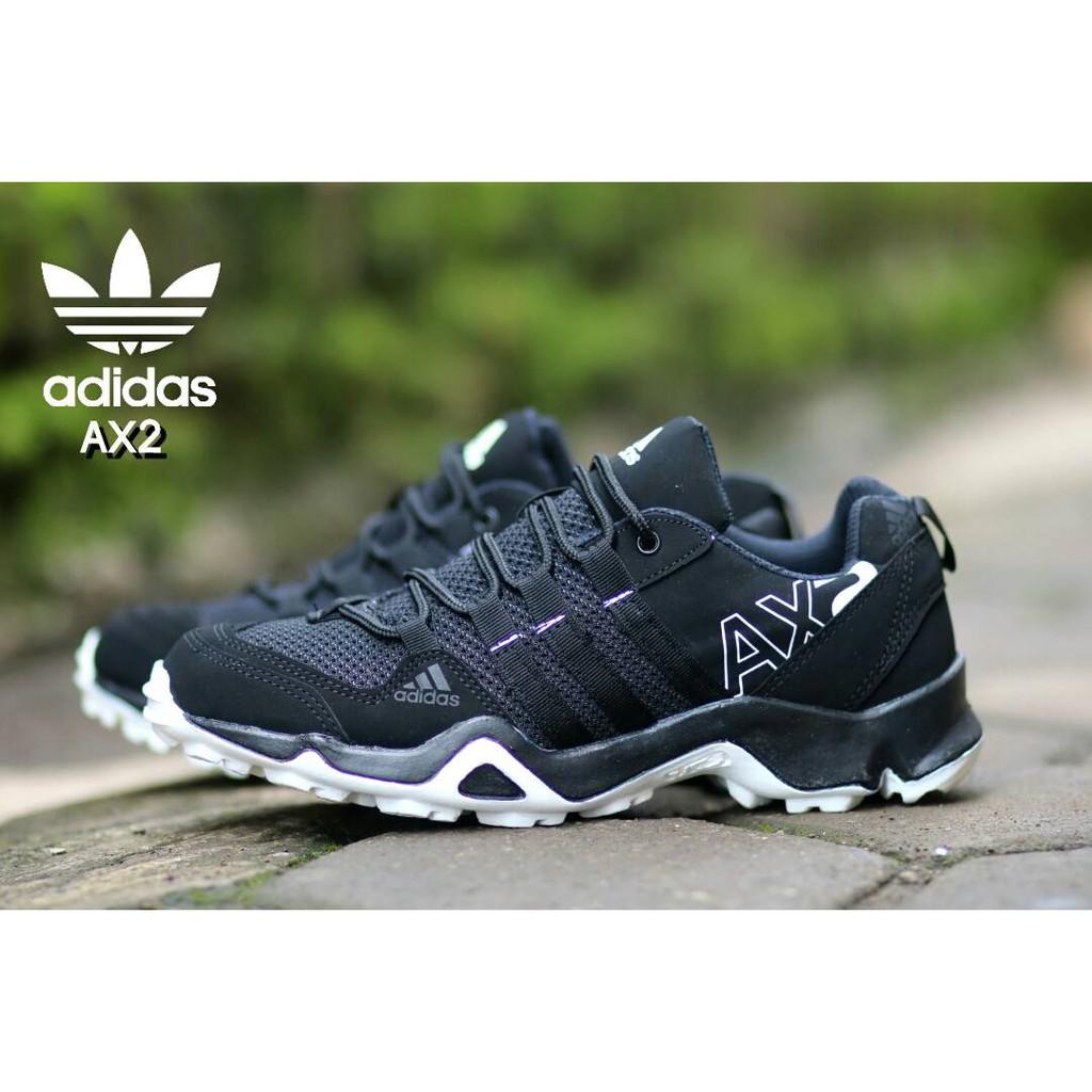 Adidas Outdoor Sepatu Pria Olahraga Sport Lari Casual Kerja Kuliah Gunung  Hiking Wanita Pdh Dinas  a3b9542685