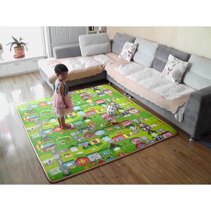 TGB Smart Mat / Tikar Alas Karpet Belajar dan Bermain Anak Murah