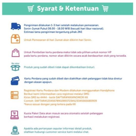 Kartu Perdana Paket Axis Bronet 24 Jam 60hari 2gb Shopee Indonesia