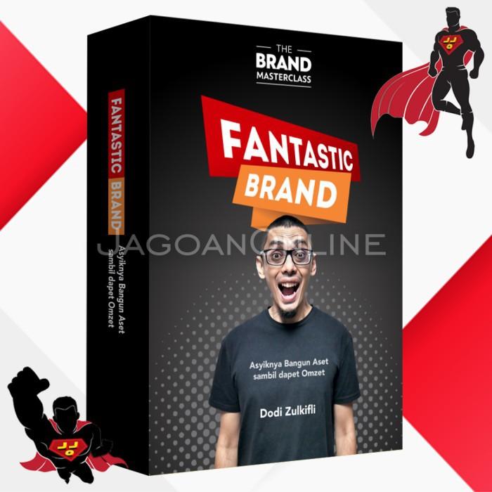 ecourse fantasticbrand belajar membangun brand dengan cara yang tepat