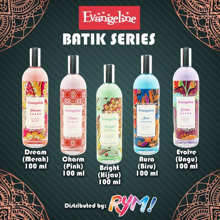 Evangeline Eau De Parfum Batik Series 100ml - Parfum Wanita (100% Ori)   Shopee Indonesia