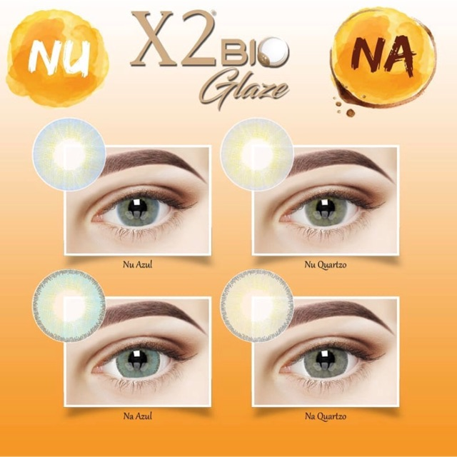 X2 BIO Color by Softlens EXOTICON (Softlens yang di pakai Agnes Monica!!!)   2f9581df1e