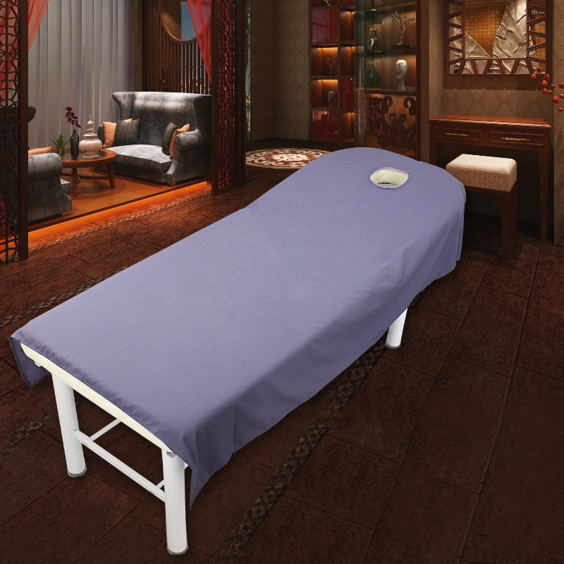 Hot Sale Beauty Cloth Bed Cover Soft Sheet Table Treatment Sheet