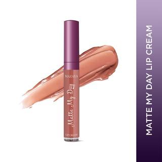 [PROMO] Mazaya Matte My Day Lip Cream 7ml thumbnail