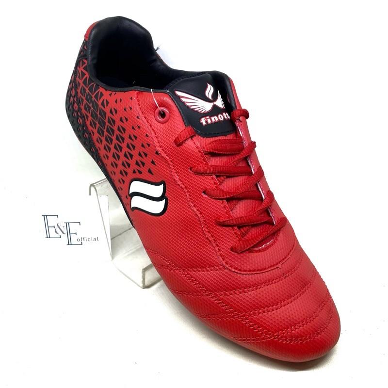 Sepatu Futsal Pria FINOTTI AFF 08 - Merah