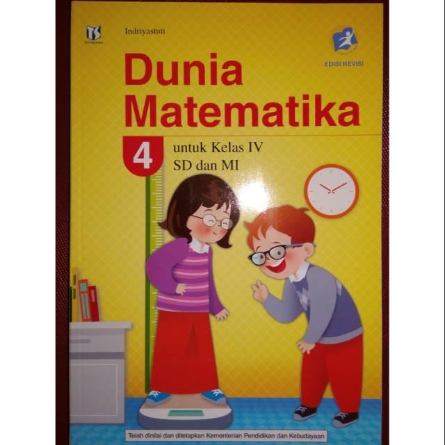 Kunci Jawaban Buku Dunia Matematika Kelas 4