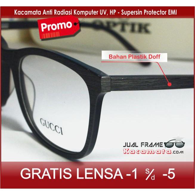 Frame Kacamata kate spade + Lensa Minus Plus Anti Radiasi Komputer Uv Hp  Pria wanita Korea cewek  4790bde90e