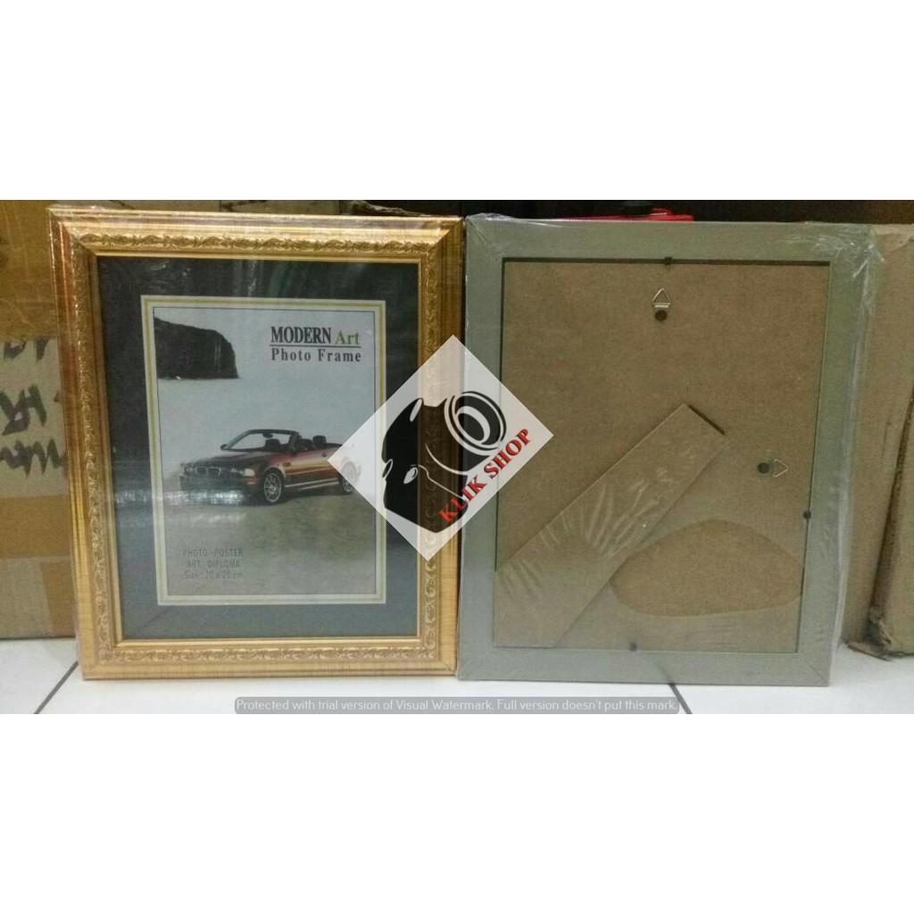 Terbaru Bingkai Foto Frame Pigura Photo 10r Putih Corak Kayu Figura 4r Minimalis 10x15cm Hitam Bergaransi Shopee Indonesia