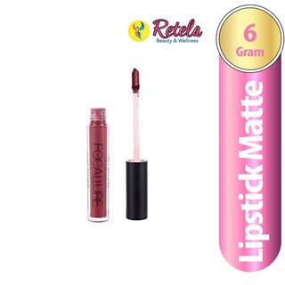 Focallure Fa24 Waterproof Long Lasting Matte Liquid Lipstick 06 Focallure Matte Lip Cream Fa24-06 thumbnail