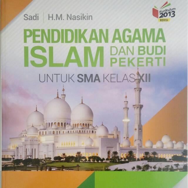 Buku Agama Islam Kelas 10 Penerbit Erlangga Kurikulum 2013