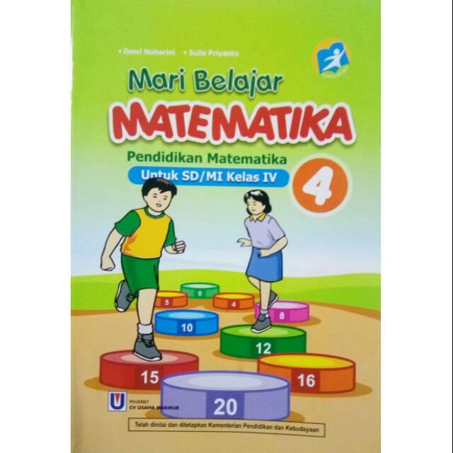 Mari Belajar Matematika Sd Kls 4 K13 Shopee Indonesia