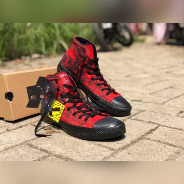 Sepatu Sneakers BB1 MC Zed Head