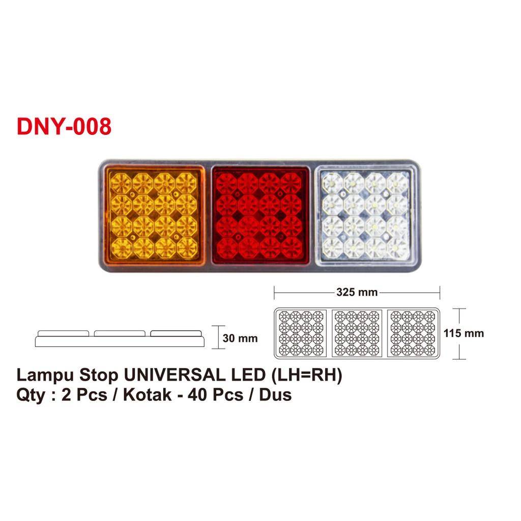 Lampu Stop Pick Upl300katana Led Daftar Harga Terkini Dan Bemper L 300 Crystal Kota L300 Kristal