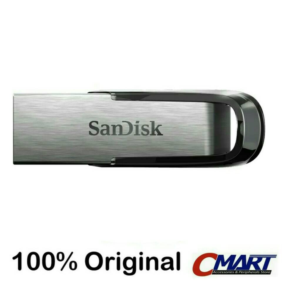 Sandisk Ultra Flair 64gb Usb 30 Flash Drive 150mb S Flashdisk Dual Otg 16gb Hitam Original Garansi Resmi Shopee Indonesia