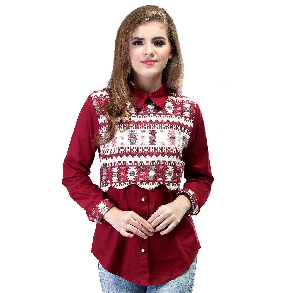 Dress baju wanita fashion Bandung trendy stylish - KZT19 310 | Shopee Indonesia