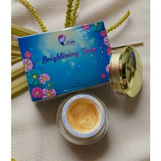 1 PAKET GOLD JELLY + SABUN KEDAS BEAUTY ORIGINAL BPOM