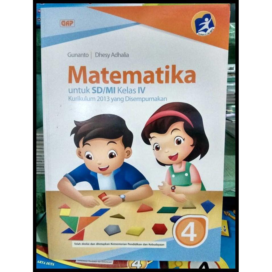 Kunci Jawaban Buku Matematika Kelas 4 Umi Supraptinah