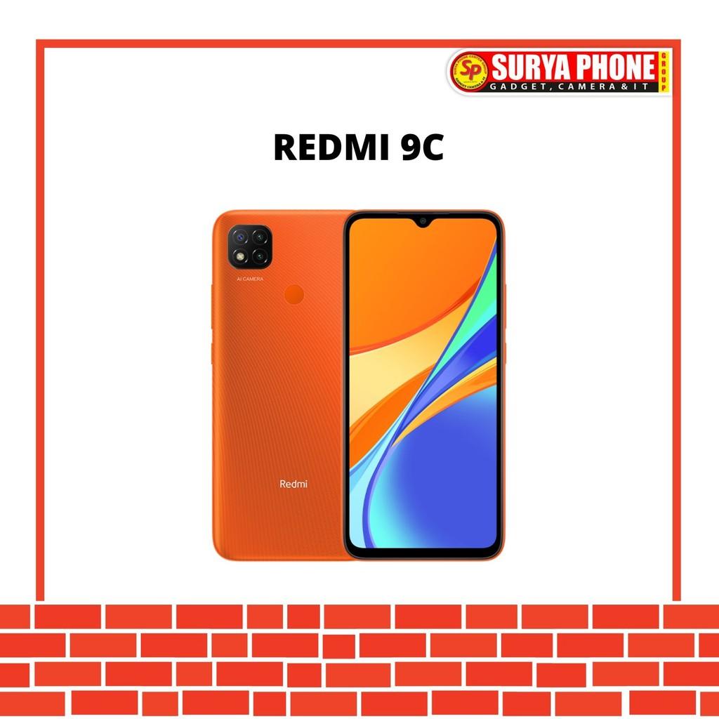 Xiaomi Redmi 9c Ram 3 32gb 4 64gb Shopee Indonesia