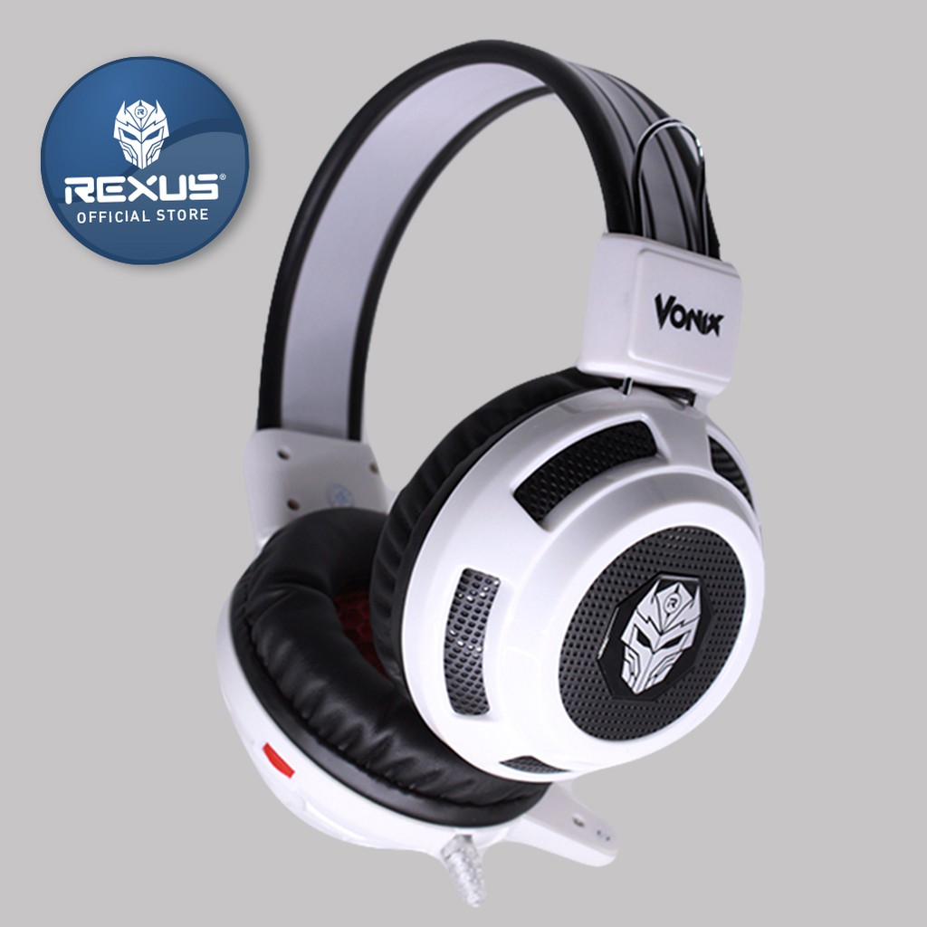 Rexus Headset Gaming Vonix F26 Shopee Indonesia Desktop Speaker Bluetooth C100 Hitam