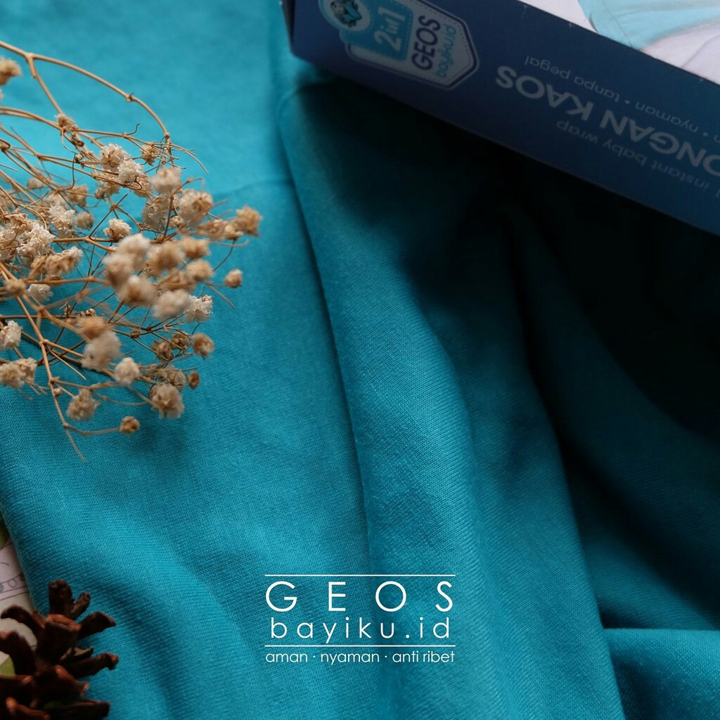 Gendongan Kaos Geos Instan 2 In 1 Baby Wrap Shopee Indonesia Bayikuid 2in1