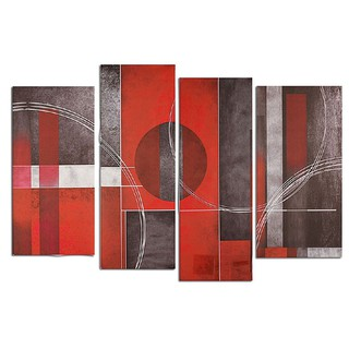 91+ Gambar Abstrak Merah Hitam Paling Bagus