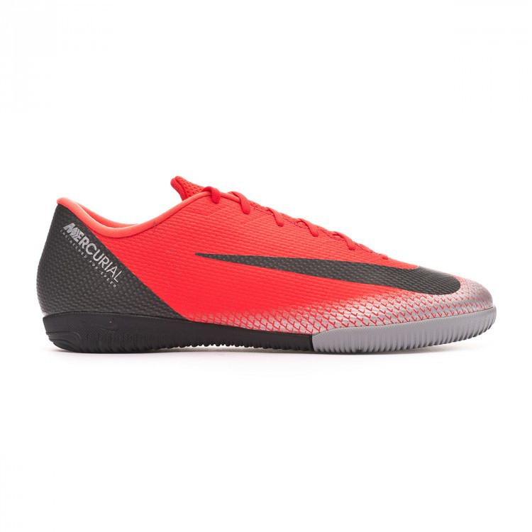 08d2f68ba Sepatu Futsal Nike Superfly 6 Academy CR7 IC Crimson Black AJ3567-600