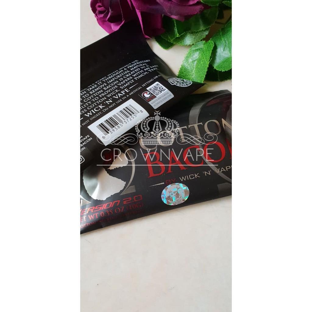 Cotton Bacon Temukan Harga Dan Penawaran Vaporizer Online Terbaik Premium Atomix Luxury Kapas Luxuri Not Blend Gold Muji Elektronik November 2018 Shopee Indonesia