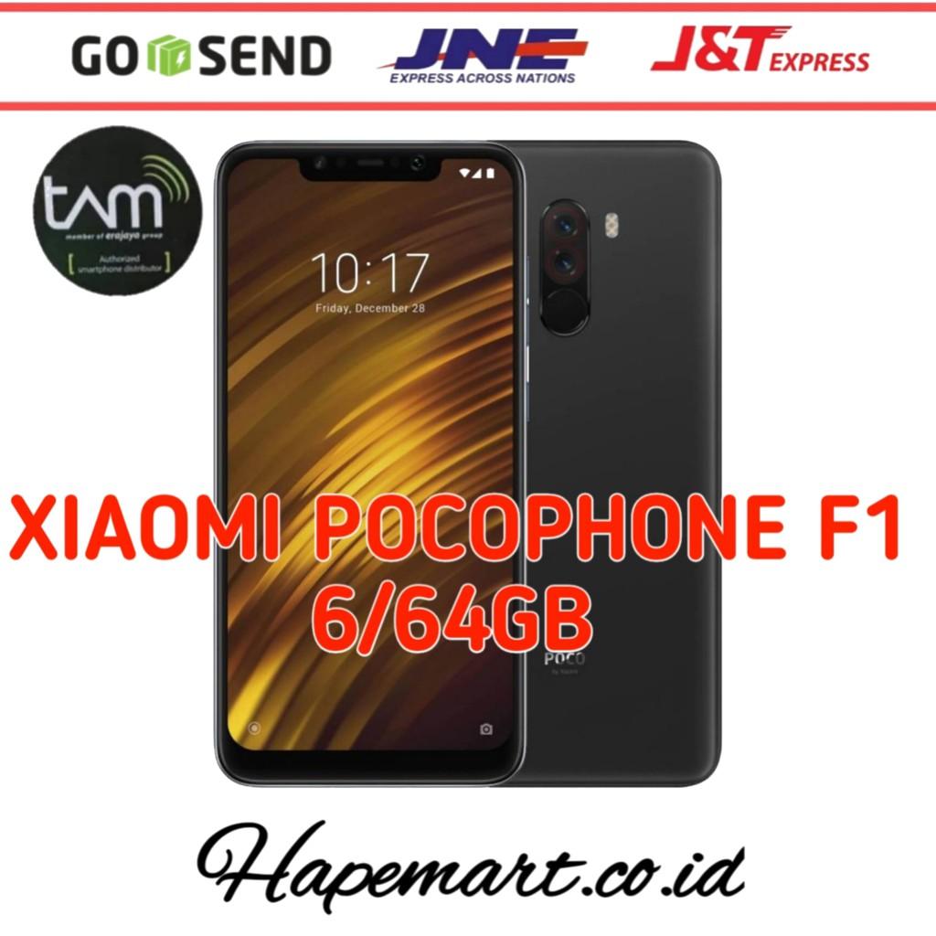 Xiaomi Pocophone F1 6 64gb Garansi Resmi Tam 1 Tahun Shopee Vivo V5 Plus 64 Gb Edition Indonesia