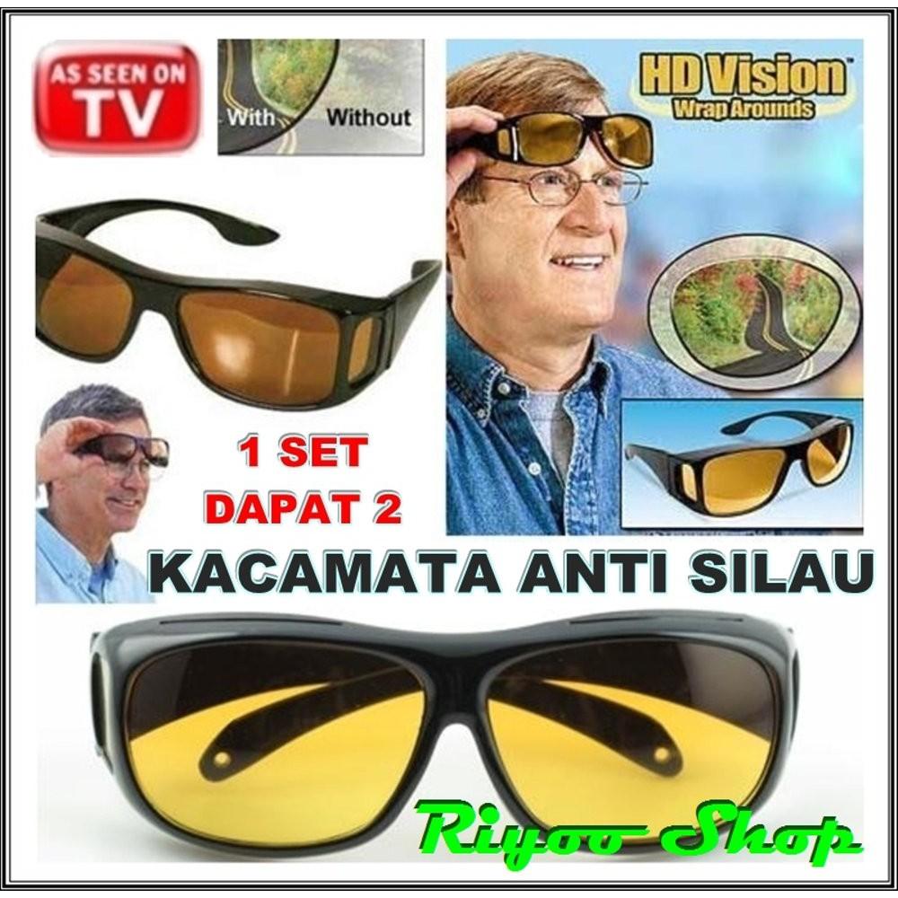 Harga Terlaris As Seen On Tv Kacamata Anti Silau Night View Glasses Big Vision Magnifier Pembesar Temukan Dan Penawaran Perkakas Perlengkapan