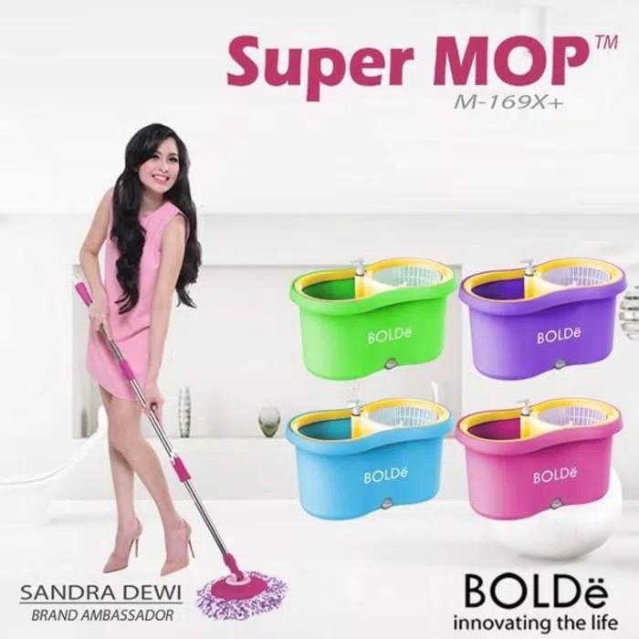 KiozOrenz SUPER MOP BOLDE M-169X+ ALAT PEL SUPERMOP M169X+ M169 SUPERMOP MURAH BOLDE ORIGINAL 4.140g | Shopee Indonesia