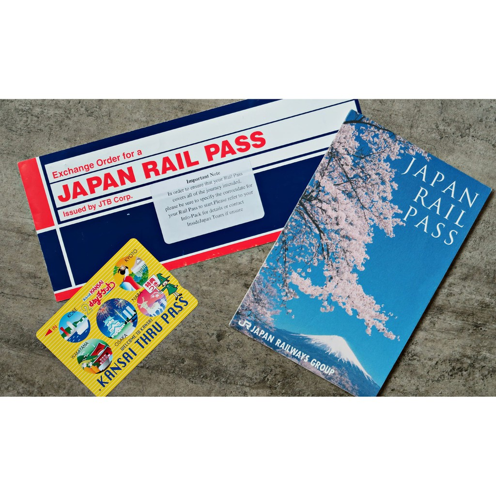 7 Days Jr Pass Ticket Adult Japan Rail Tiket Shinkansen Dan Tokyo Osaka Hokuriku Arch Dewasa Kereta Ke Seluruh Jepang Shopee Indonesia