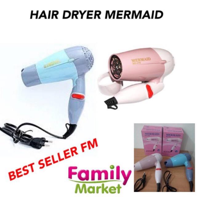 HAIR DRYER RAINBOW  HAIRDRYER SALON 850W TERMURAH  6a6cc3a3ad