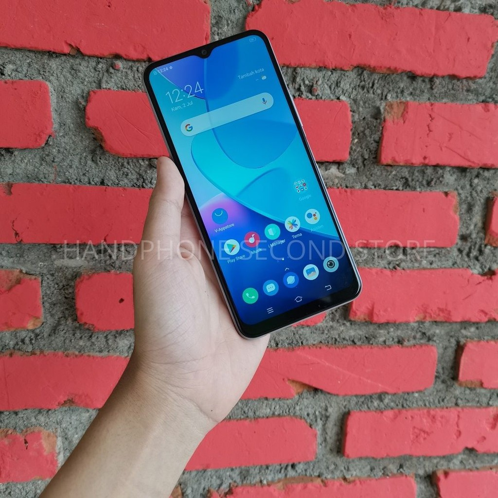 HANDPHONE VIVO Y20 3/64GB HP AJA SECOND SEKEN BEKAS MURAH