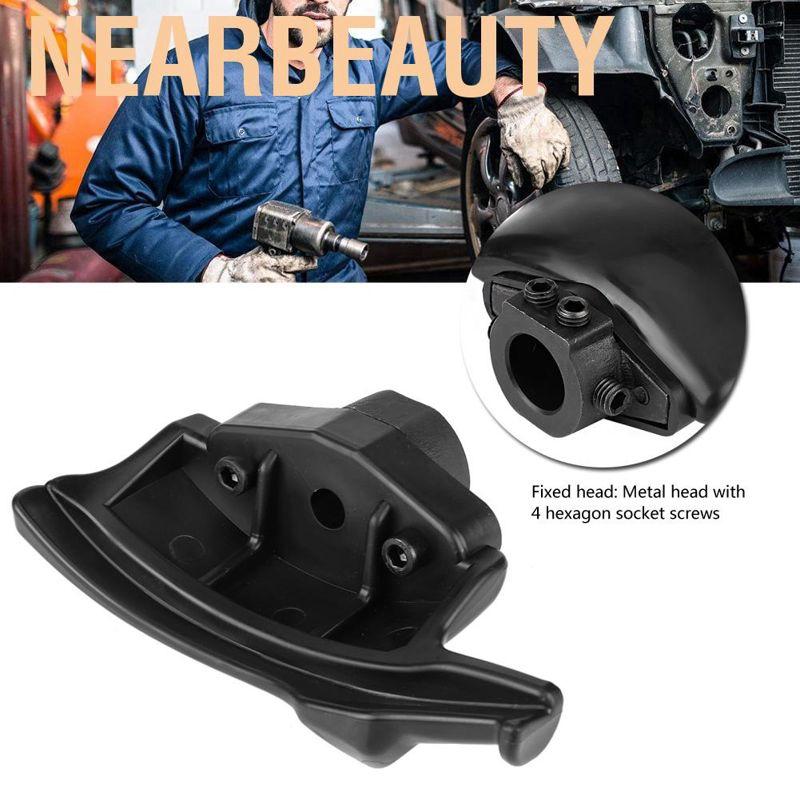 Tire Changer Machine Nylon Mount Demount Duck Head Kit 28mm//30mm for Car Black 30mm