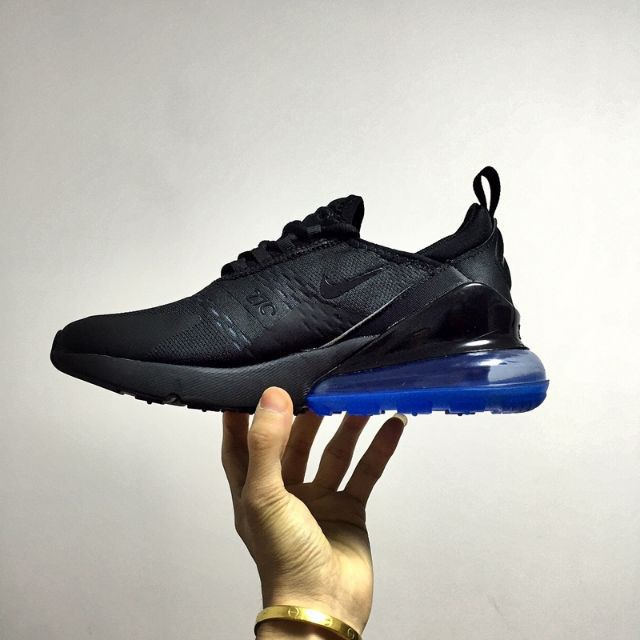 2018 couple latest Nike Air Max 27C half palm running shoes cushion joint  name  db26fd0bb2
