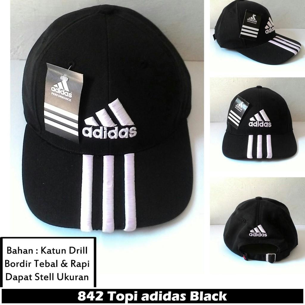 Topi adidas topi branded topi cowok cewek  1289d0be24