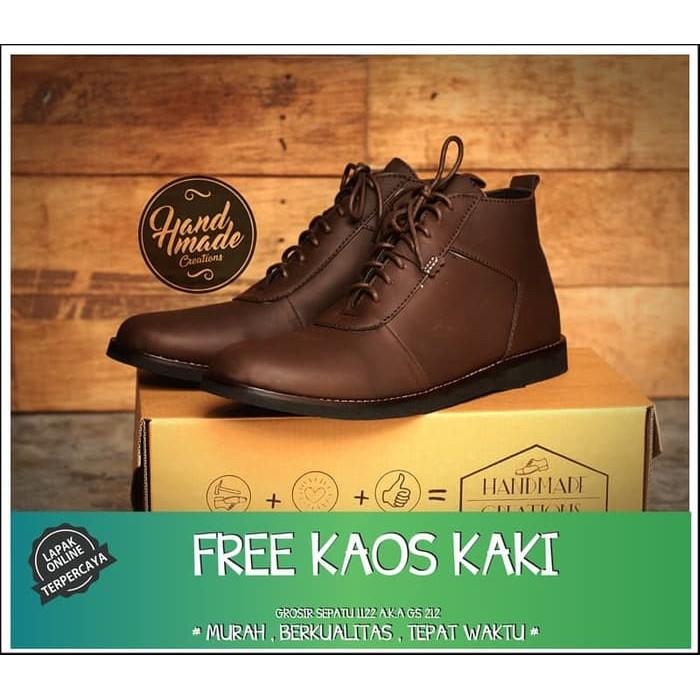 Sepatu M-Gee JANUS Original boots  a2c1972b81